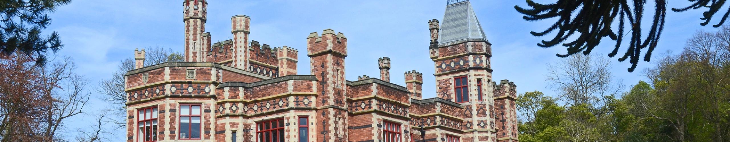 Saltwell Towers